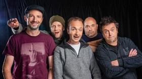 Bild: Füenf - A-Cappella-Comedy