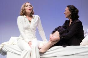 Bild: Spatz & Engel - Schauspiel über die Liebes-Freundschaft zwischen zwei Weltstars