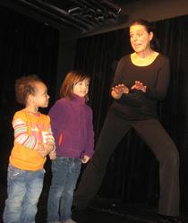 Mitspieltheater  -  Die Weihnachtsgeschichte - für Kinder ab 3 Jahre