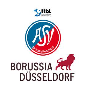 Bild: ASV Grünwettersbach - Borussia Düsseldorf
