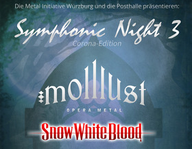 Bild: Symphonic Night III - Molllust, Snow White Blood, Conspiria & Remember Twilight