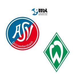 Bild: ASV Grünwettersbach - SV Werder Bremen