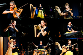 Bild: Ela Marion: All about love - The One Woman Orchestra – Pop-, Funk-, Latinkonzert