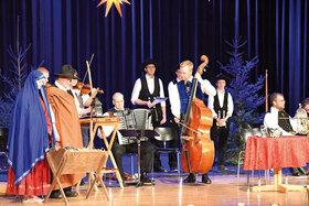 Bild: Volkmusik zum 3. Advent