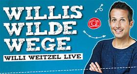 Bild: Kindertheater: Willi Weitzel: WILLIS WILDE WEGE - Für Kinder ab 6 Jahren
