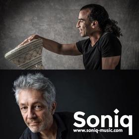 Bild: SONIQ - Perkussion! - feat. Rhani Krija & Stefan Bauer