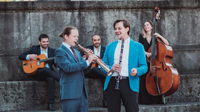 Bild: Monaco Swing Ensemble - Hot Ginger