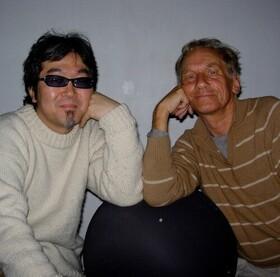 Mani Neumeier & Uchihashi Kazuhisa Duo