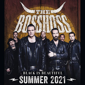 Bild: The Bosshoss - Black is Beautiful Summer 2021