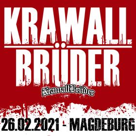 KRAWALLBRÜDER - Auf Messers Schneide Tour 2021
