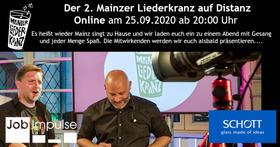Bild: Mainzer Liederkranz - 2. Online Liederkranz