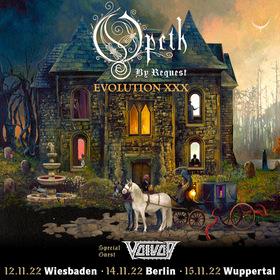 Bild: OPETH - Evolution XXX - by request