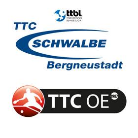 Bild: TTC Schwalbe Bergneustadt - TTC OE Bad Homburg