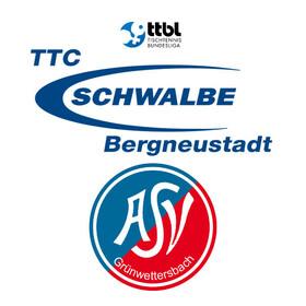 Bild: TTC Schwalbe Bergneustadt - ASV Grünwettersbach