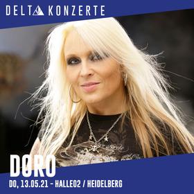 Bild: Doro - European Tour 2021