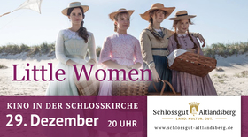Bild: Kino in der Schlosskirche - Little Women
