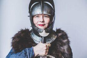 Bild: Nibelungen - Damen! Drachen! Rittersport! - Erzähltheater