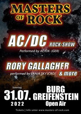 Bild: The AC/DC-Rock-Show - Open Air - 20th Anniversary-AC/DX-Tour 2021