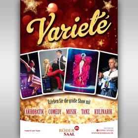 Bild: Varieté mit Tanz - Varieté mit Tanz