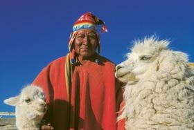 Bild: Die Anden – 7000 km längs durch Südamerika