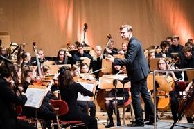 Bild: Musik (M)macht Gefühle - Kinderorchester NRW & Andreas Fellner, Dirigent