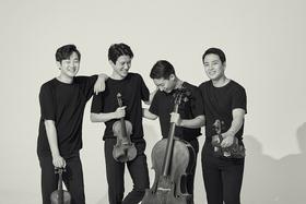 Bild: Novus String Quartet & Pablo Barragán