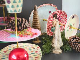Bild: Etageren-Workshop - Weihnachtsspecial