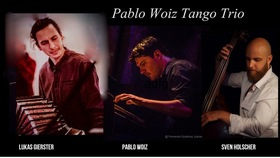 Bild: Pablo Woiz Tango Trio - Tangokonzert