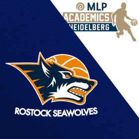 Bild: Rostock Seawolves - MLP Academics Heidelberg