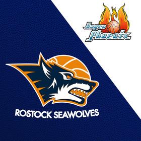 Bild: Rostock Seawolves - Phoenix Hagen