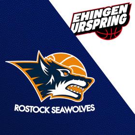 Bild: Rostock Seawolves - Team Ehingen Urspring