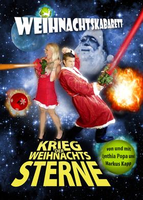"""Bild: Weihnachtskabarett: """"Krieg der Weihnachtssterne"""""""