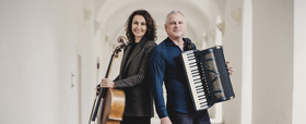 Bild: Klaus Paier & Asja Valcic - Jazz-Club • Vision for Two - 10 Years (ACT)