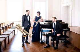 Bild: Trio Étoiles - Nachtzug Moskau-Paris