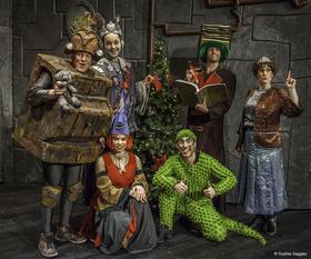Bild: Ritter Rost feiert Weihnachten - Musical für Kinder ab 5 Jahren