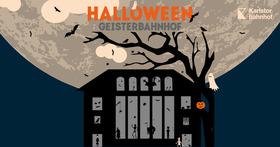 Bild: Halloween - Geisterbahnhof