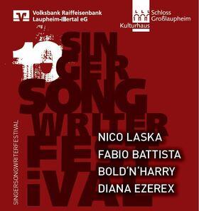 Bild: 10. Singer Songwriter Festival