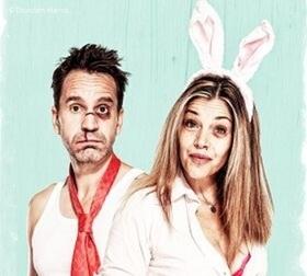 Bild: Zweikampfhasen - Comedy-Schauspiel