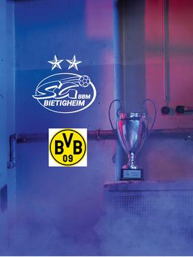 Bild: 1. Handball Bundesliga Frauen 2020/21 - SG BBM Bietigheim vs. Borussia Dortmund