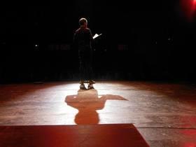Bild: Poetry Slam - Dichter sind andere auch nicht