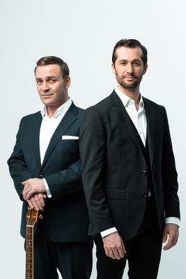 Bild: Die Leonhardsberger & Schmid Show - Premiere im Bürgersaal - 1. Abend