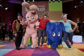 Bild: BoSy Familie EXTRA - Das Konzert mit dem Elefanten