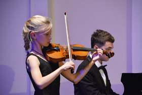 Bild: Young Classic Talents - Märkische Muusiktage - Musikschule Hugo Distler