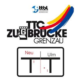 Bild: TTC Zugbrücke Grenzau - TTC Neu-Ulm