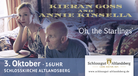 Bild: Irish Folk: Kieran Goss and Annie Kinsella