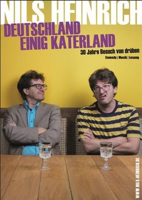 """Bild: Nils Heinrich """"Deutschland einig Katerland"""" - 30 Jahre Besuch von Drüben"""