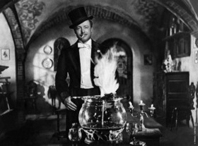 Bild: Die Feuerzangenbowle - Original-Filmklassiker mit Heinz Rühmann auf Großbildleinwand