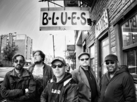 Bild: Eddie Kold Band - Blues with a touch of Soul