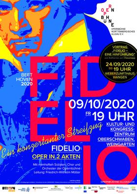 Bild: FIDELIO Oper – Ein konzertanter Streifzug von Ludwig van Beethoven