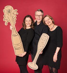 Bild: Champagner zum Frühstück - Komödie mit dem Ensemble des Ohnsorg-Theaters